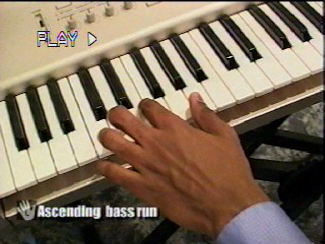 keyboard, organ and gospel piano lessons