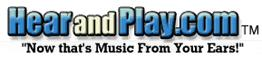Online piano lessons and instruction from God's Gospel & Hearandplay.com