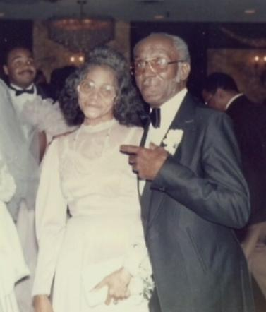 Myrtle Owens and Willie P. Owens, Sr. formal