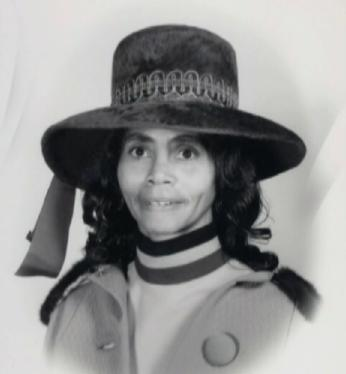 Myrtle Owens with Hat